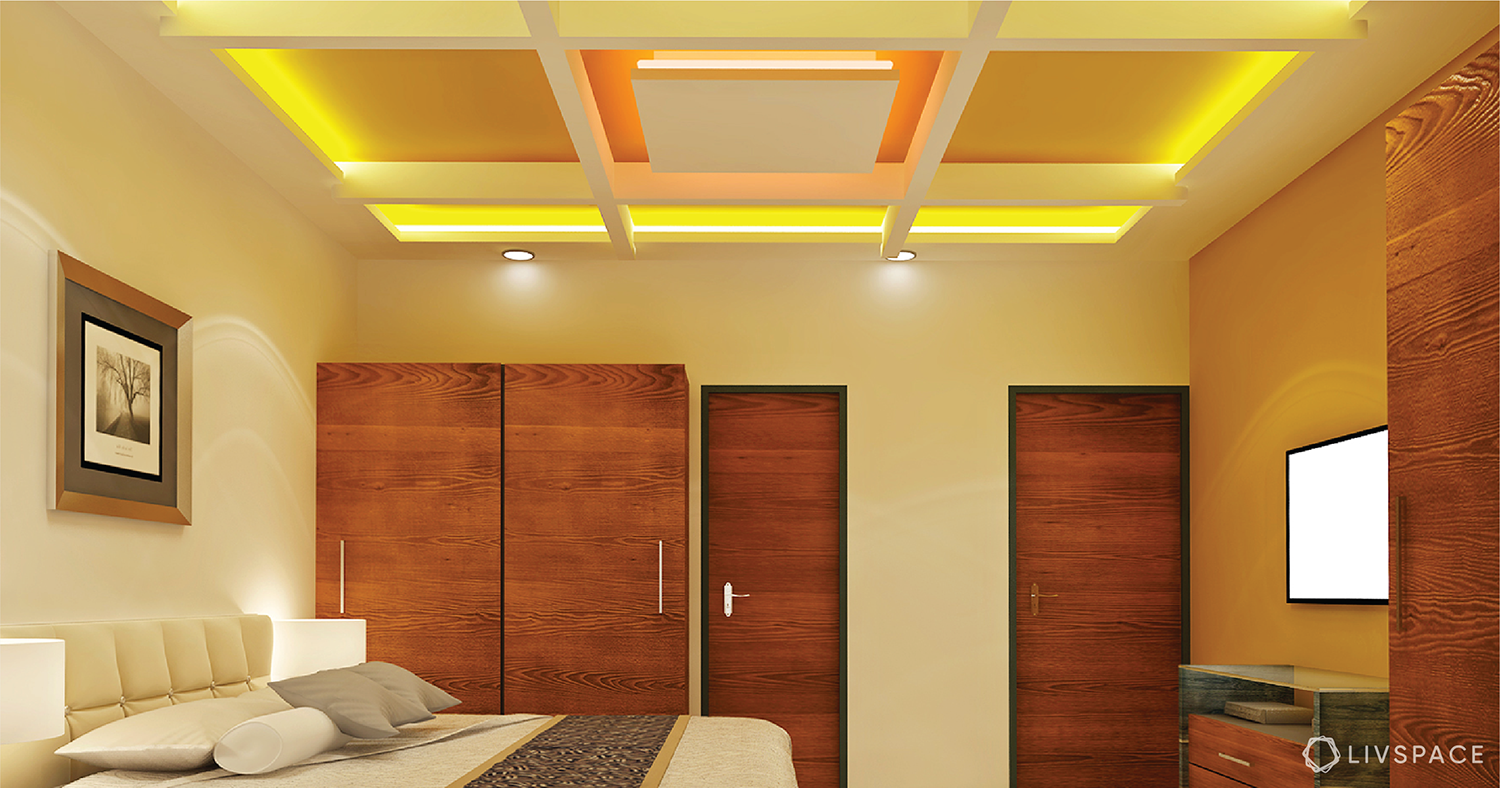 Get the Best False Ceiling Designs With Saint Gobain Gyproc